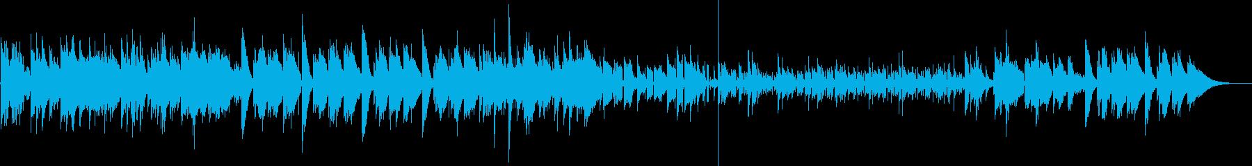 懐かしさを感じるメロディが印象的の再生済みの波形