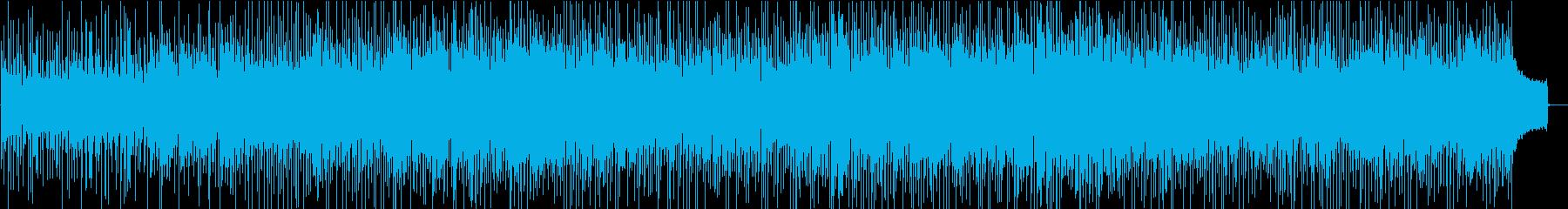 英詞ロケンロールへようこそブリットポップの再生済みの波形