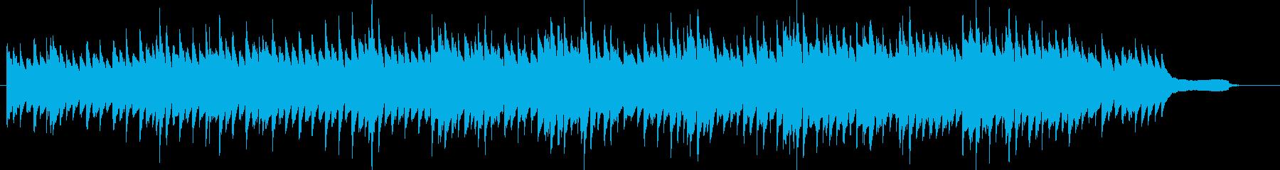 CM/ピアノ/優しい/感動/家族/E♭の再生済みの波形
