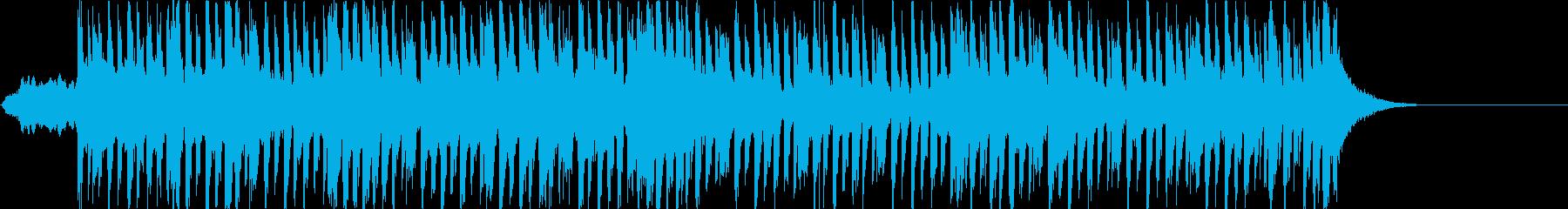 正月のゲームのBGMにの再生済みの波形