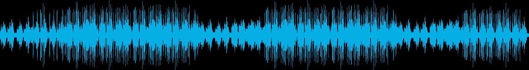 ピアノ・お洒落・センチ・ループ・綺麗の再生済みの波形