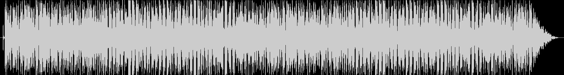 お正月イメージのシンプルな尺八ループ曲の未再生の波形
