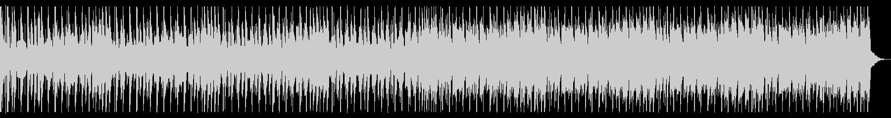 近未来的サイバーBGM_No622_3の未再生の波形