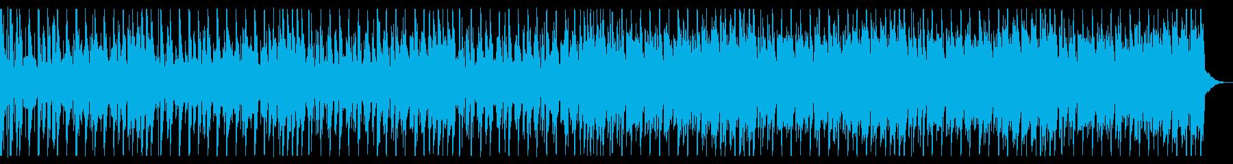 近未来的サイバーBGM_No622_3の再生済みの波形