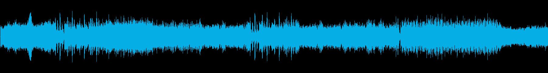 バトル光臨オーケストラエレキの再生済みの波形