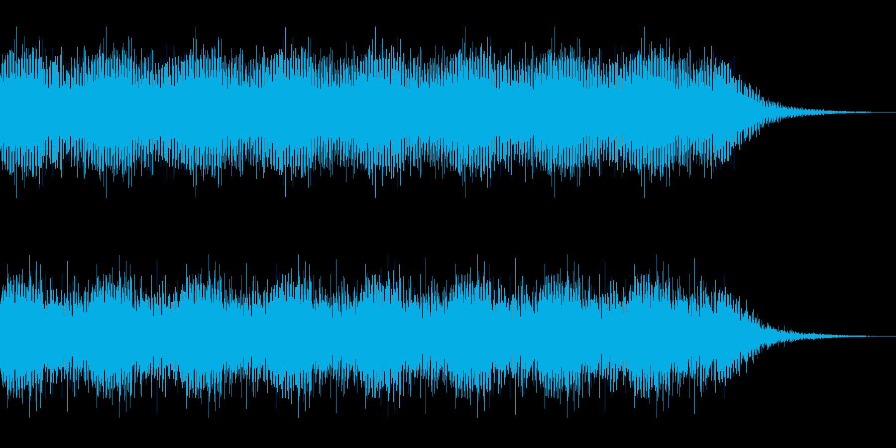シューティングやレースゲームの自機選択の再生済みの波形