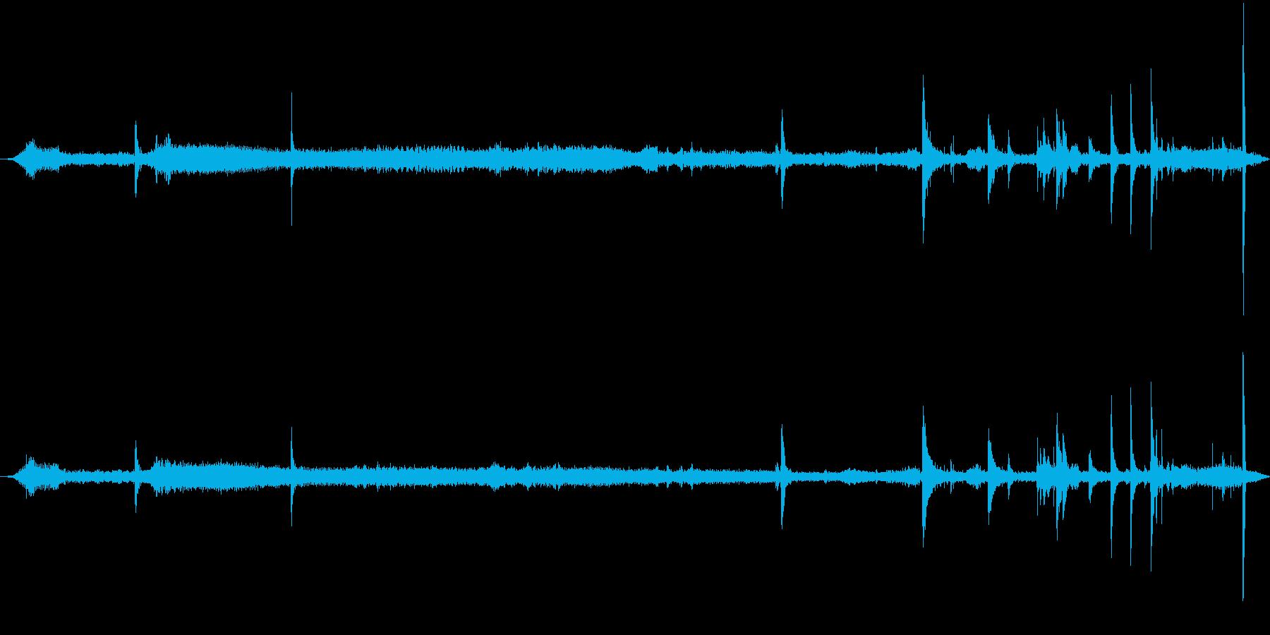 Macダンプトラック:Int:スロ...の再生済みの波形