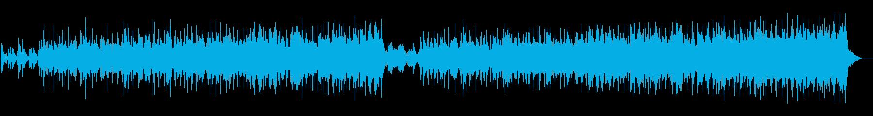 心洗われるハイセンスなミディアムバラードの再生済みの波形