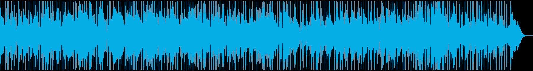生音・おしゃれな大人のスムースジャズの再生済みの波形