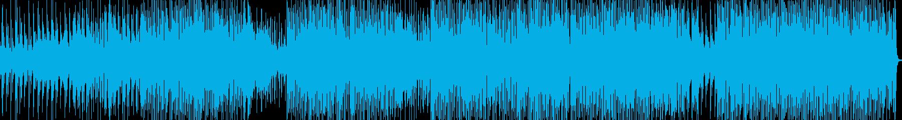 冷静になる。ウッドシング。ポップ、...の再生済みの波形