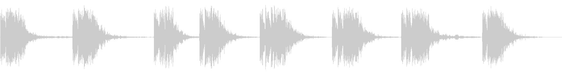 RUGER MINI 14、.22...の未再生の波形