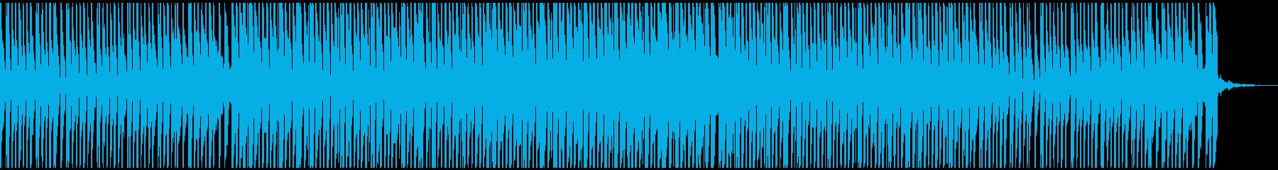 この高揚する家(中)の再生済みの波形