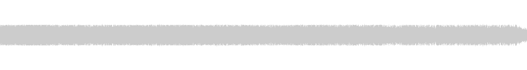 滝大声bの未再生の波形