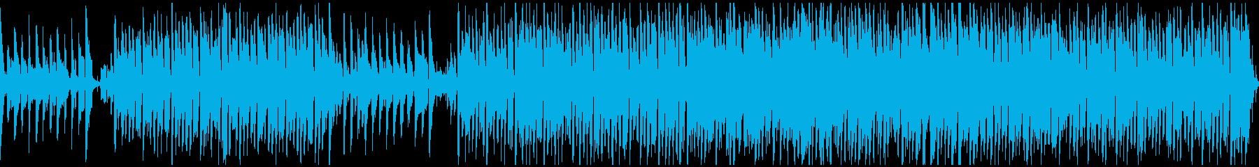 すっとぼけ寸劇、カートゥーン ※ループ版の再生済みの波形