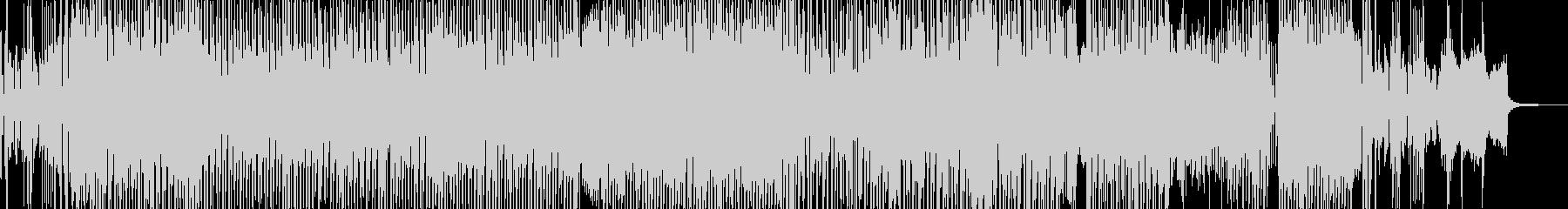 まったり&軽快・カントリーテクノ 短尺の未再生の波形