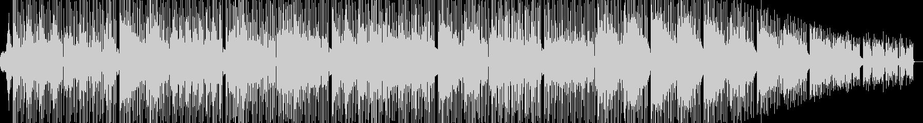 おしゃれなダウンテンポの曲です。の未再生の波形