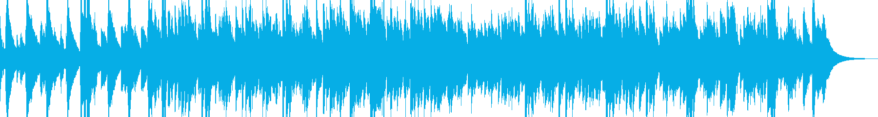 RPG風オルゴールの再生済みの波形