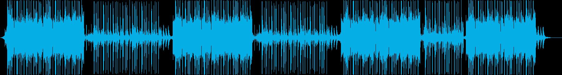 感動的で切ないなR&Bバラード♪の再生済みの波形