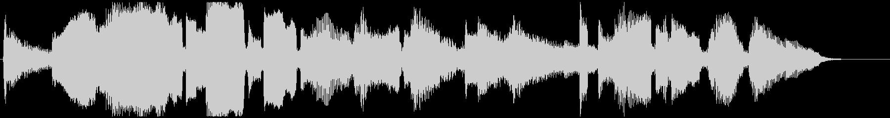 CM向け15秒ジャズ■大人な長調バラードの未再生の波形