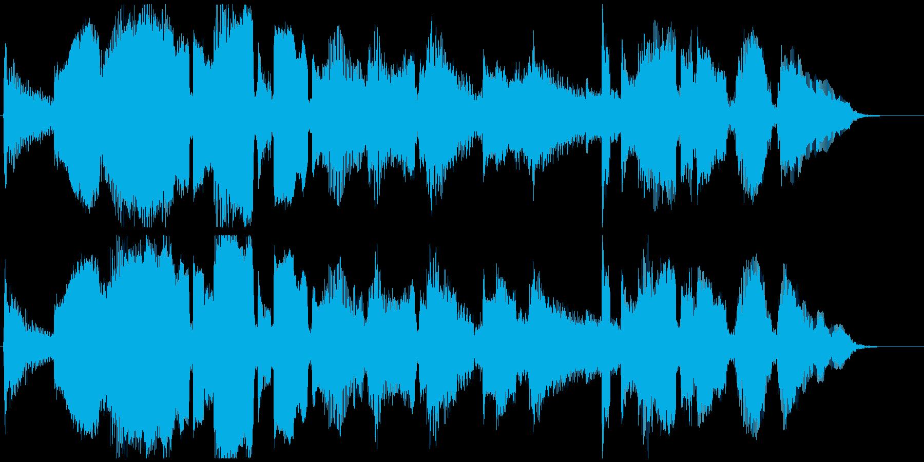 CM向け15秒ジャズ■大人な長調バラードの再生済みの波形