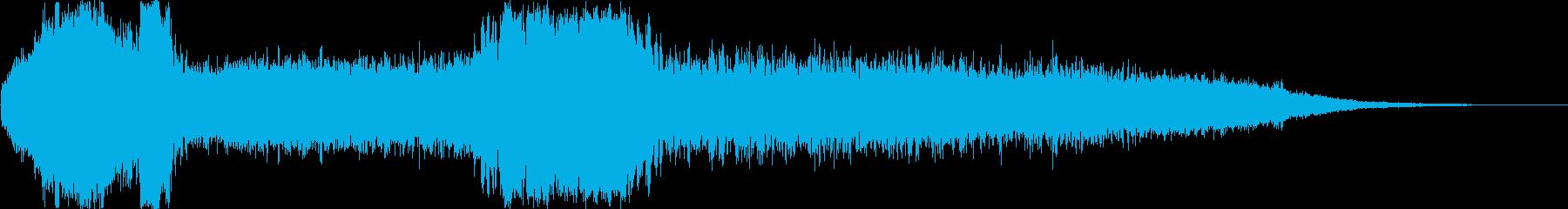 空気弁;重い空気圧、ヒス、およびhistの再生済みの波形