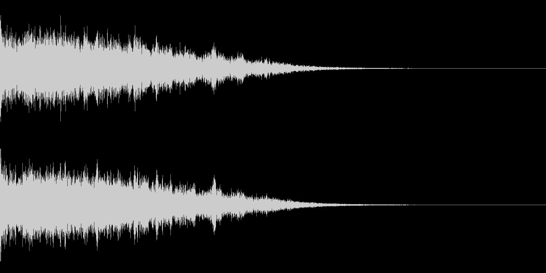 Dark_Sweepdown-16の未再生の波形