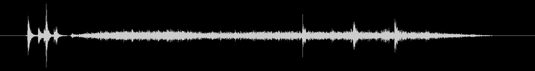 カメラ インスタント01-01(シャッタの未再生の波形