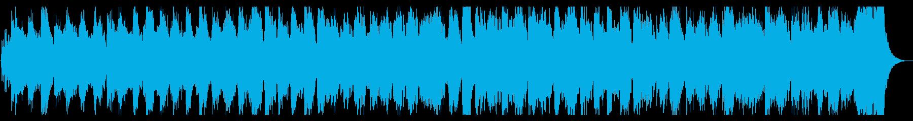 神々しい✡都市伝説の為の✡合唱と打楽器★の再生済みの波形