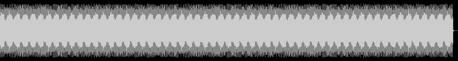 ヘビーグラウンドハム、ロングの未再生の波形