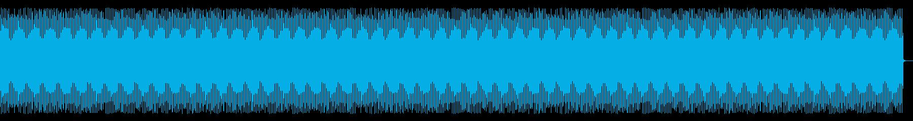 ヘビーグラウンドハム、ロングの再生済みの波形