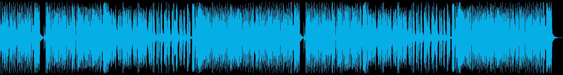ミステリー_謎解きの再生済みの波形