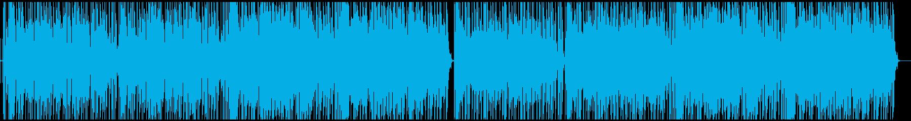 ブルース アクティブ 明るい 広い...の再生済みの波形