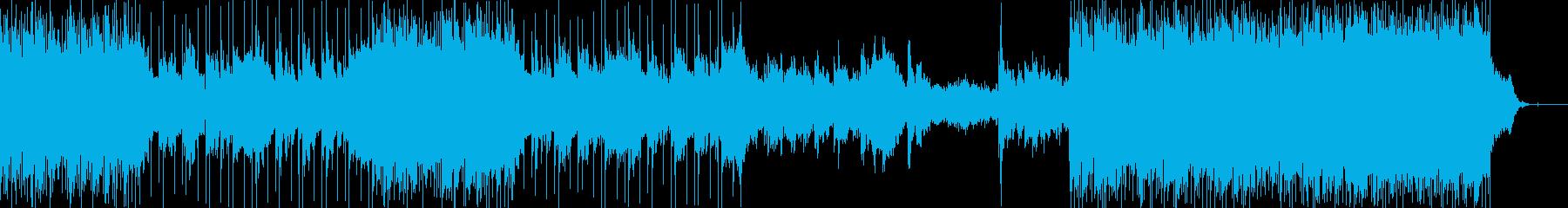 インディー センチメンタル 静か ...の再生済みの波形