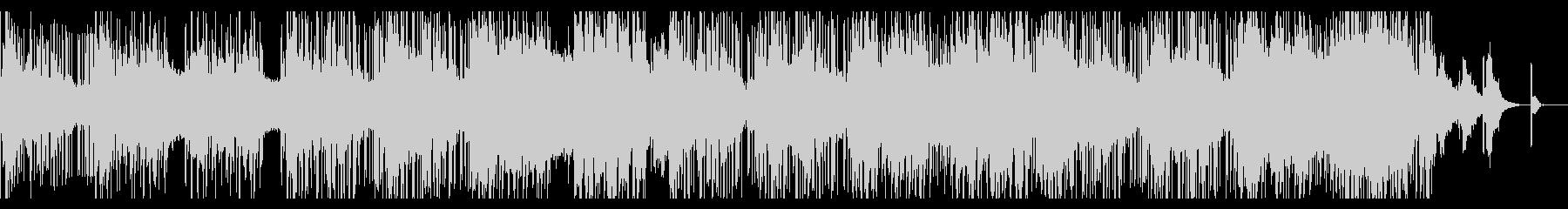 インダストリアルなテクスチャの未再生の波形