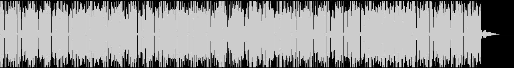 哀愁のLoFi HipHopの未再生の波形