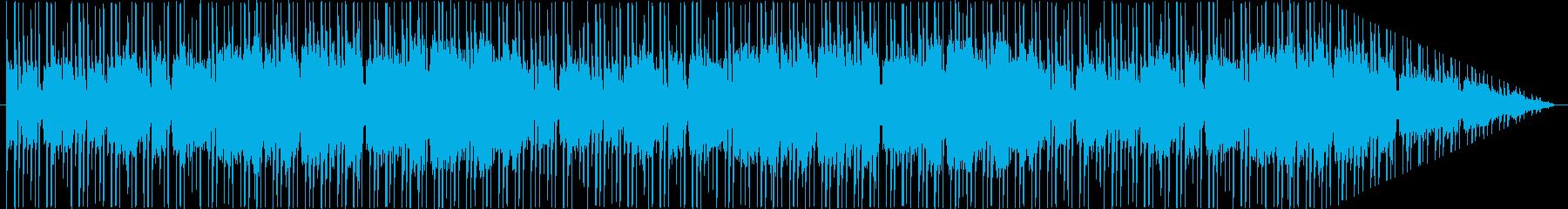 ソロピアノ。空気の歌として。の再生済みの波形