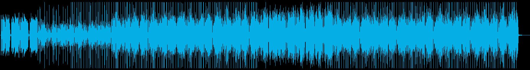ファンク ブルース アクティブ 明...の再生済みの波形