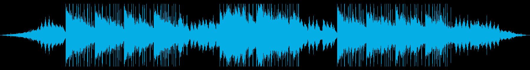 心やすらぐ♪儚く幻想的なチルホップ の再生済みの波形