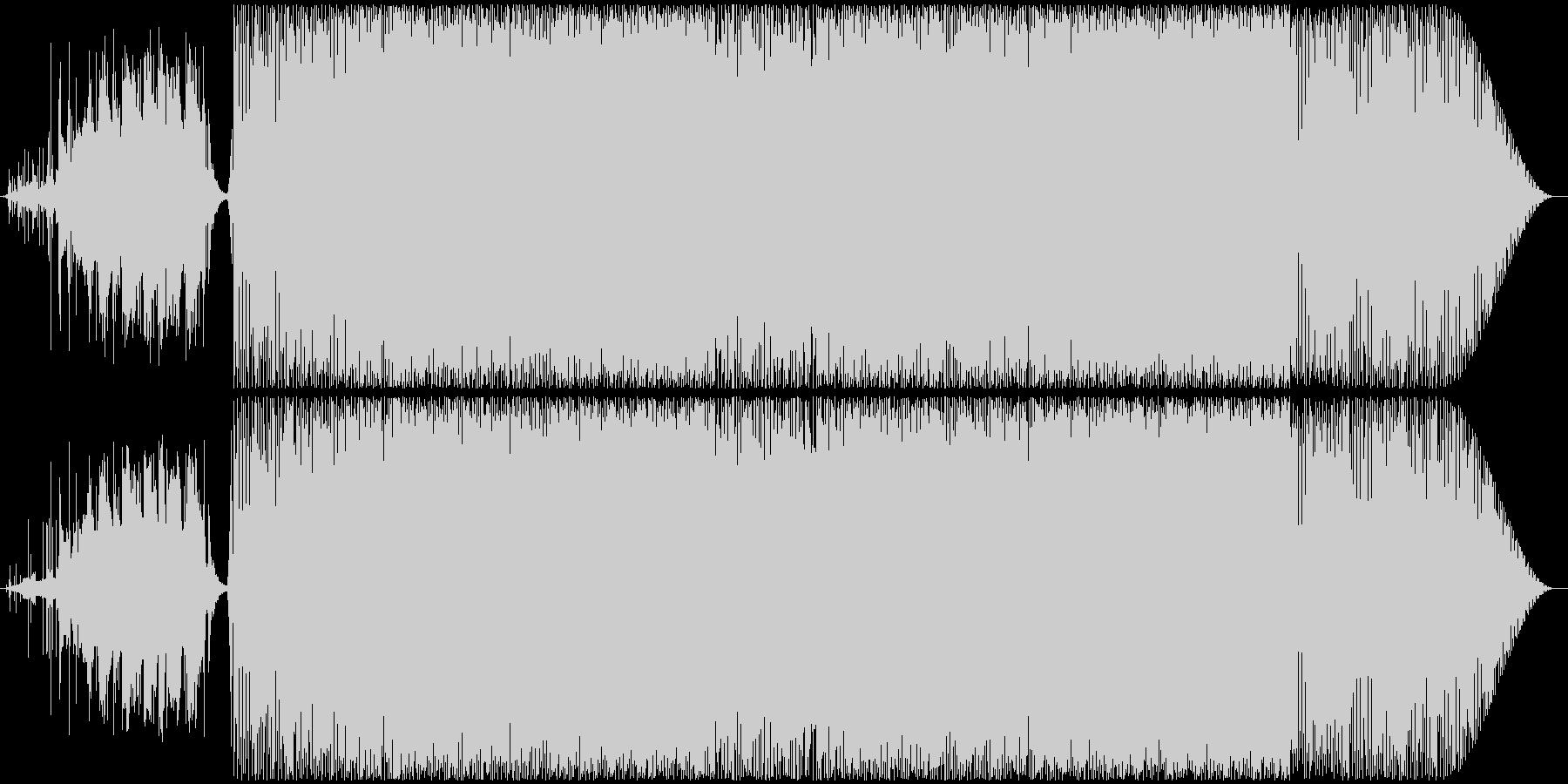 夜を使いはたして feat. PUNPEEの未再生の波形