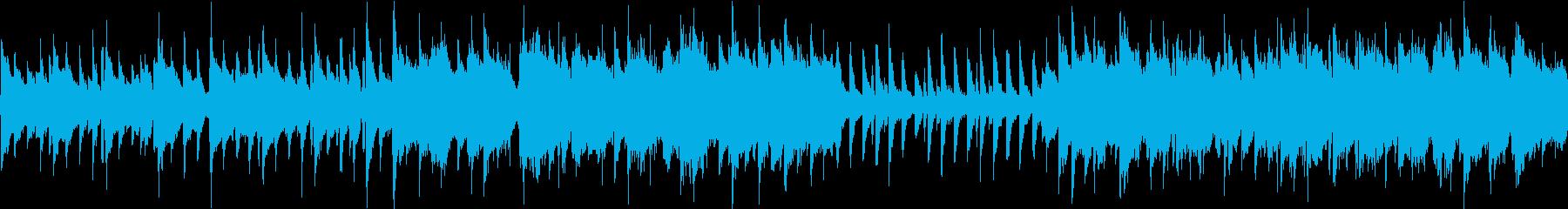 CM音楽っぽいポップで爽やかなBGMですの再生済みの波形