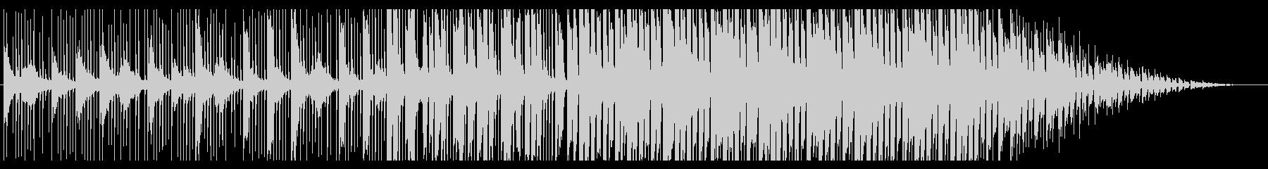 浮遊感/優しさ_No417_3の未再生の波形