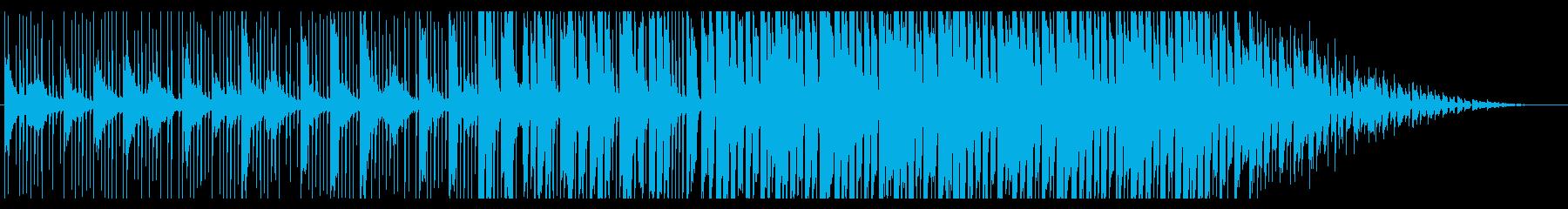浮遊感/優しさ_No417_3の再生済みの波形
