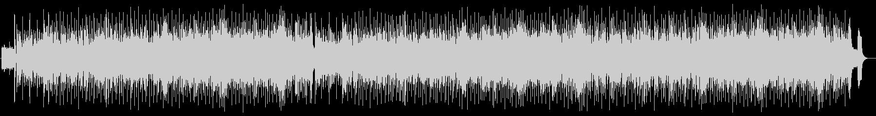 マジックショー風シンセサイザーピアノ曲の未再生の波形