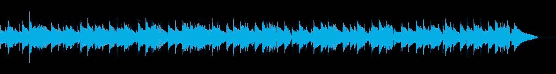 うさぎとかめ (優しいアコギ)の再生済みの波形