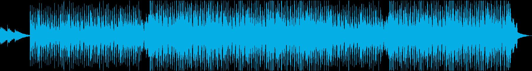 アンビエント ポジティブ 明るい ...の再生済みの波形