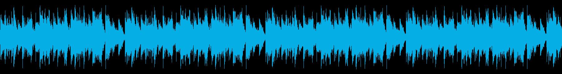 TOE-TAPPING LOOPの再生済みの波形