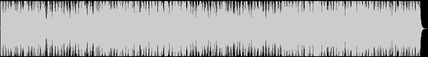 ホラー・ハロウィン向けオーケストラの未再生の波形