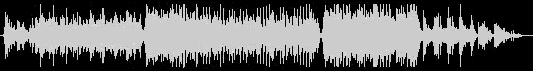 爽やかで、少し壮大な曲_アコギ生演奏の未再生の波形