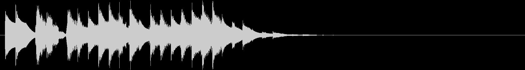 プルンピロッピロロピロロロ(タイトル)の未再生の波形