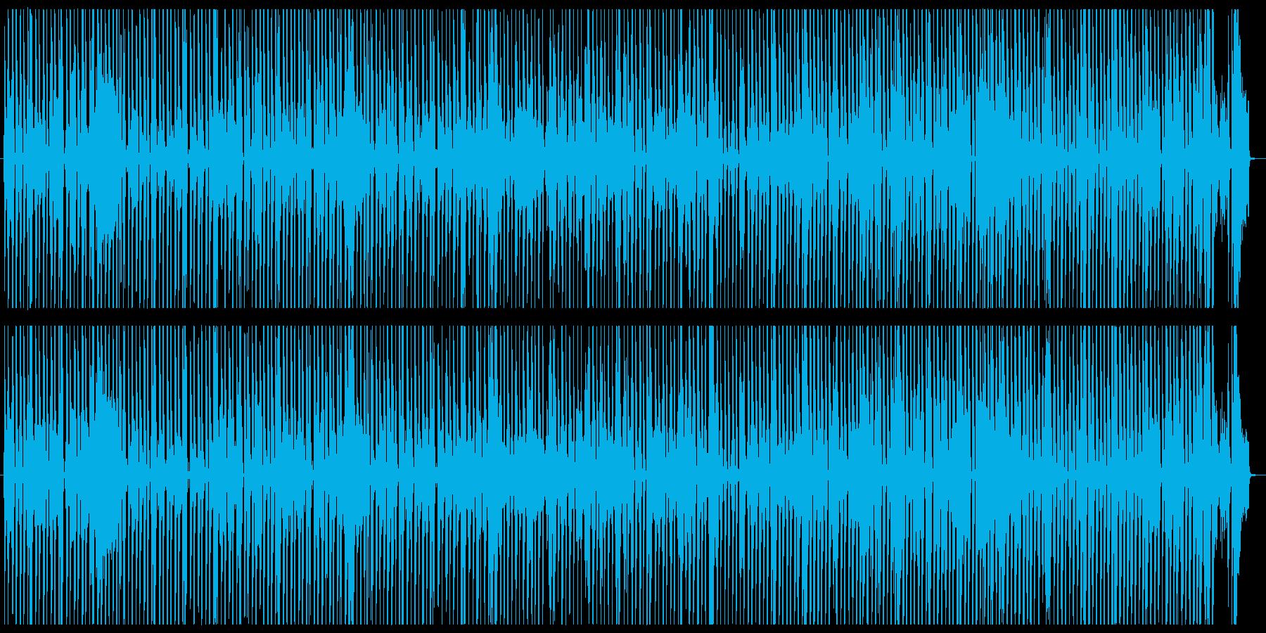 グルメリポートのBGMみたいな感じ。の再生済みの波形